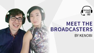 Photo of Meet the Broadcasters – Episode 1
