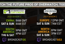 Photo of Our Coverage of Overwatch Contenders & Open Division!