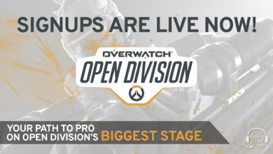 Photo of 2019 Open Division S1 Broadcast Signups LIVE!